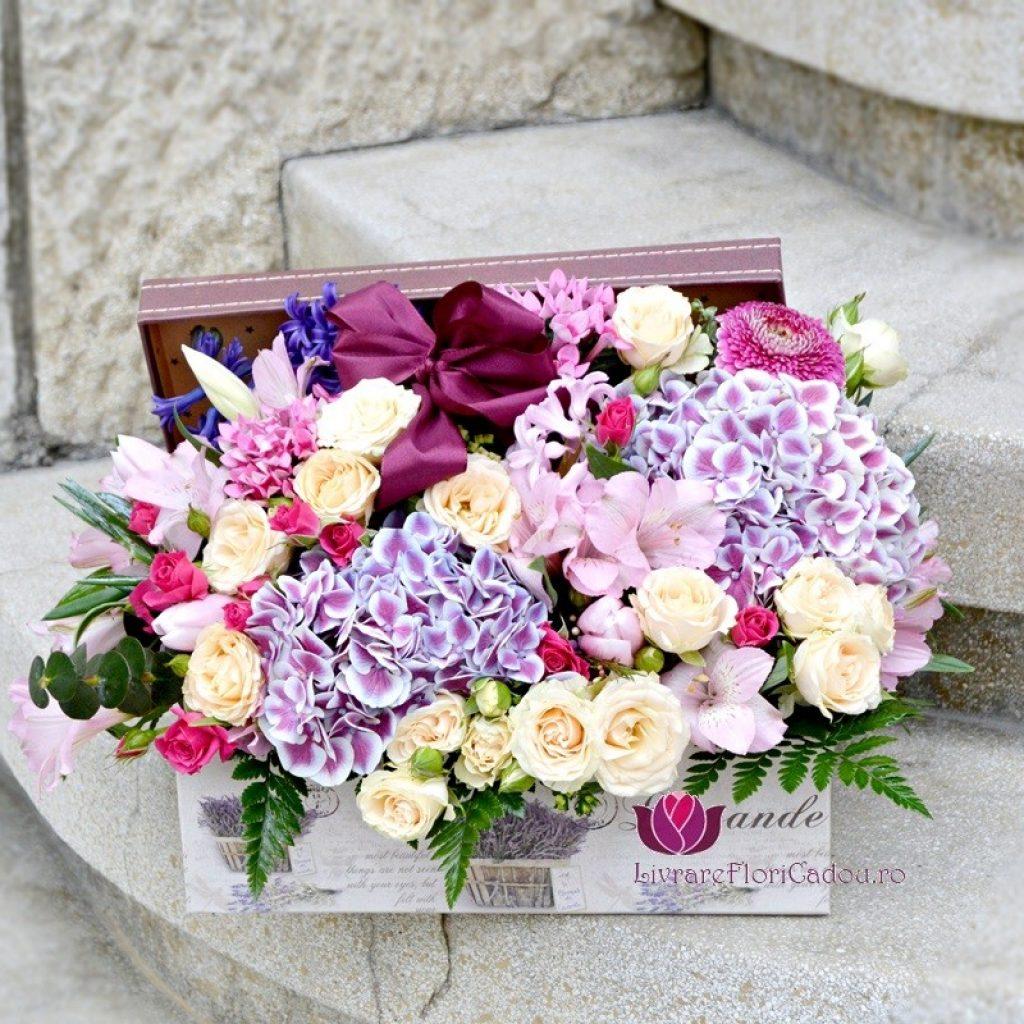 Aranjamente Florale Cadou Flowers Garden