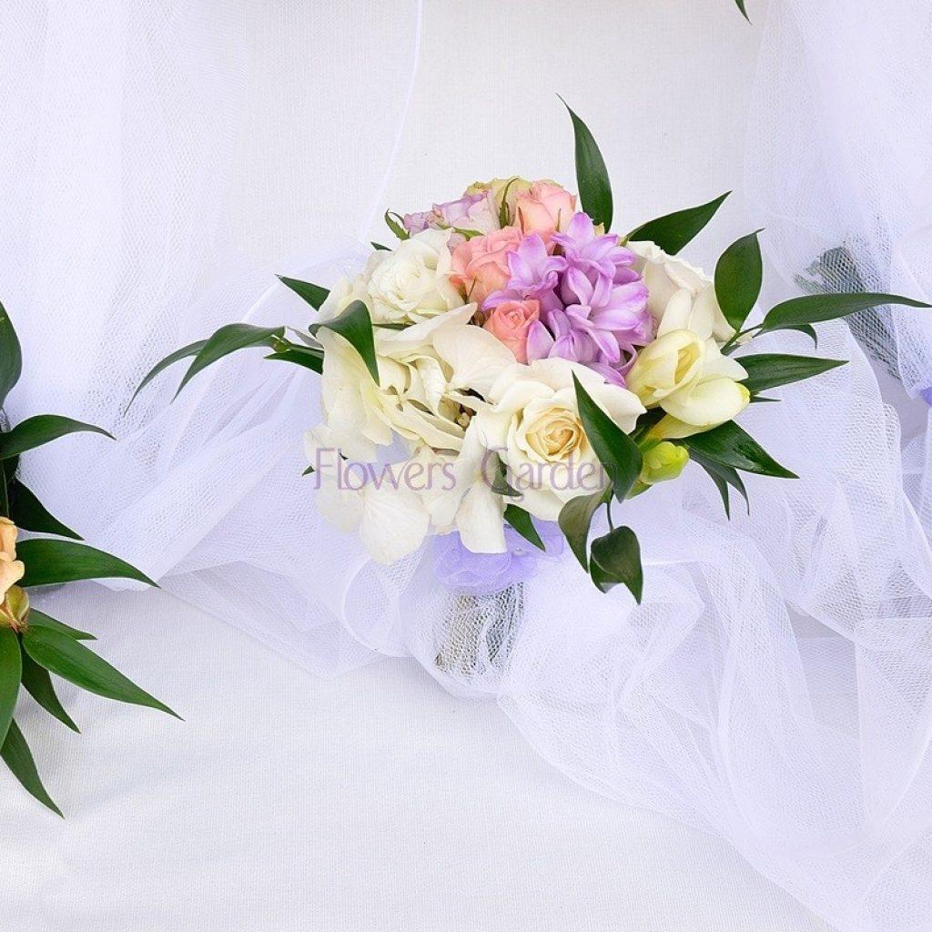 Aranjamente Florale Botez Flowers Garden