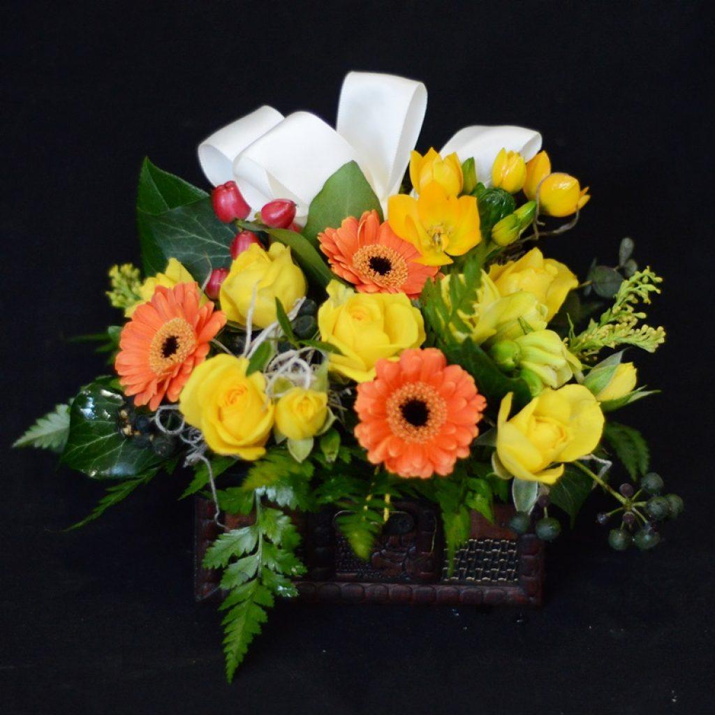 Aranjamente Florale Cutii Cu Flori Flowers Garden